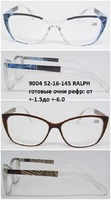 9004 52-16-145 RALPH готовые очки рефр от 1.5до 6.0