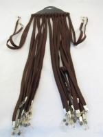 Шнурок для очков 1шт. кат.2 коричневый