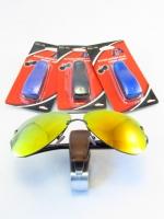 Sunglasses clip. Автокрепление для очков на козырек